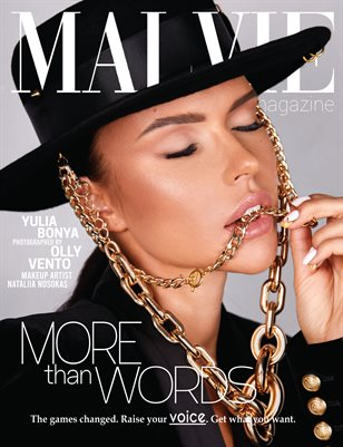 MALVIE Mag Vol. 08 November 2020