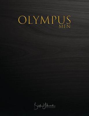 OLYMPUS MEN 2021 CALENDAR / GIFT BOOK