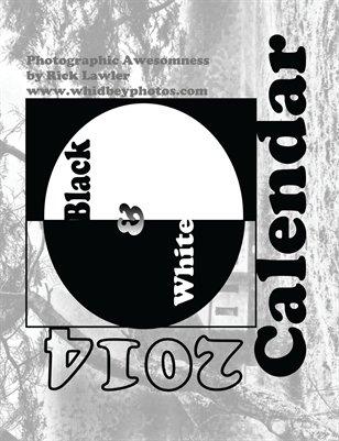 2014 Black&White Calendar