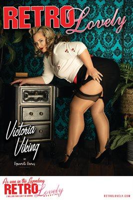 Victoria Viking Cover Poster