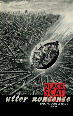 """BLACK SCAT REVIEW #9/10 - """"UTTER NONSENSE"""""""