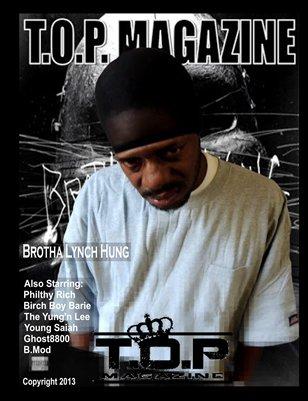 T.O.P. Magazine Volume 1 Issue 3