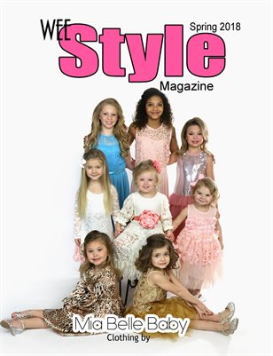 Wee Style Magazine 2018 Spring Issue