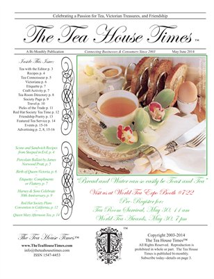 The Tea House Times May/June 2014 Issue