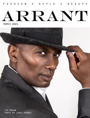 ARRANT magazine (March'21)