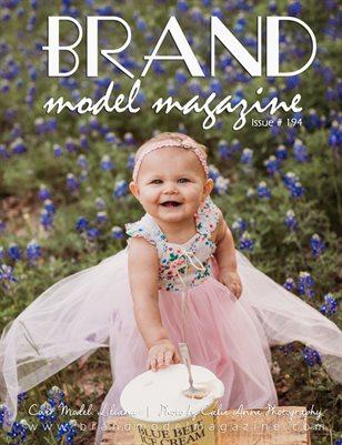Brand Model Magazine  Issue # 194