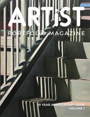 Artist Portfolio Magazine Anniversary Issue VOL 1