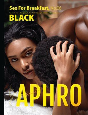 APHRO Black Issue No.06 Volume.02