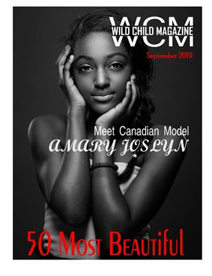 WCM 50 Most Beautiful Sept. 2019