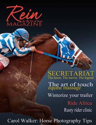 Rein Magazine Fall 2010