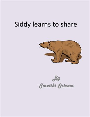 Smrithi will the bear share