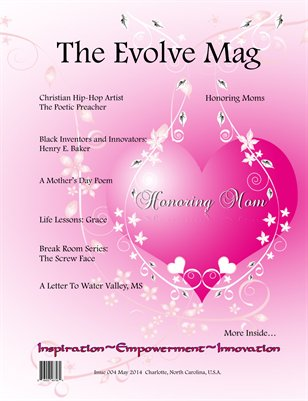 The Evolve Mag May 2014