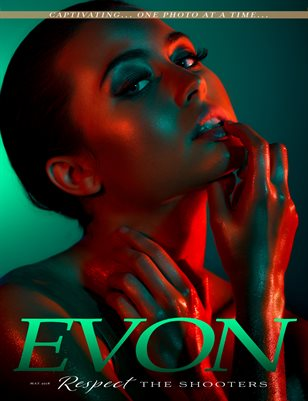 EVON MAGAZINE ISSUE 03  (RESPECT the Shooters)