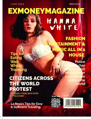 Ex Money Magazine - Hanna White