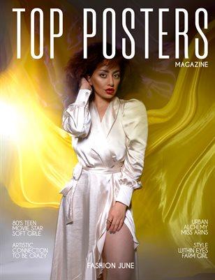 TOP POSTERS MAGAZINE - FASHION JUNE