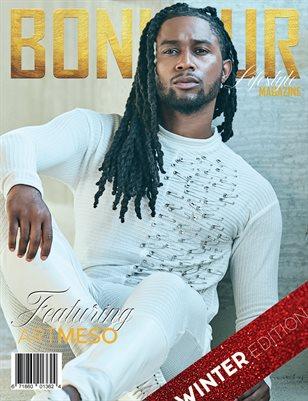BONHEUR Fashion Magazine Holiday Edition PT2