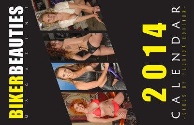 2014 Girls of Florida Calendar