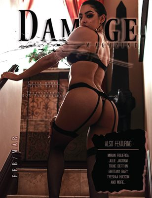 DAMAGE Lingerie Issue ft Devyn Marie