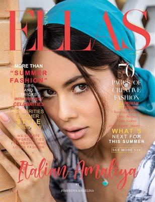 ELLAS Magazine   The August Fashion & Beauty Edition   Vol.4   2021
