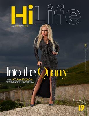 HiLife Magazine Aug 2021 (Vol-19)