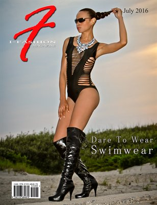 July 2016 Swimwear Issue