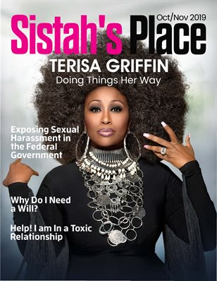 Sistah's Place Sept/Oct 2019 Issue