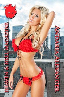 Andaria Alexander Poster
