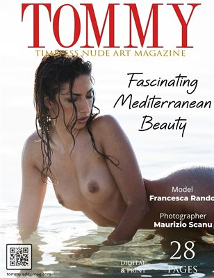 Francesca Rando - Fascinating Mediterranean Beauty - Maurizio Scanu