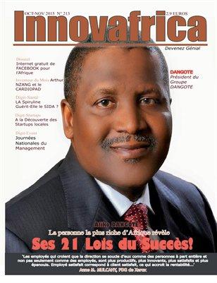 InnovAfrica Magazine
