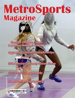 MetroSports Magazine May-June 2019 SFA