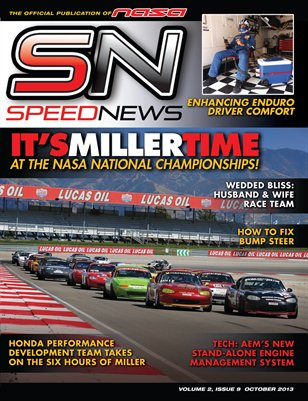 Speed News Magazine October 2013