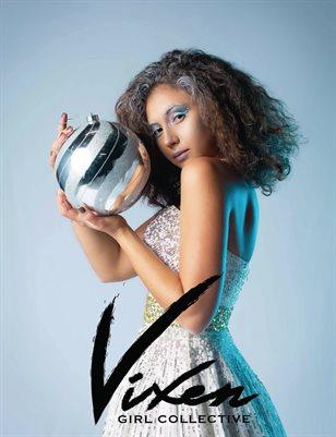 Vixen Girl Collective Magazine Dec 2020 Holiday Issue vol 2