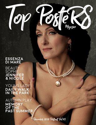 TOP POSTERS MAGAZINE - DECEMBER PORTRAIT (Vol 85)