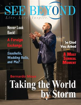 See Beyond Magazine March 2018 Edition