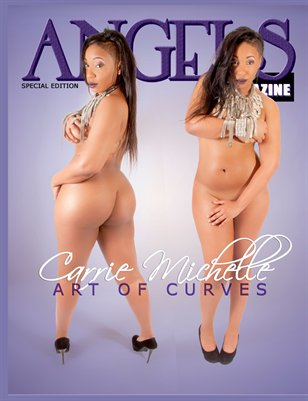 Carrie Michelle- Art of Curves
