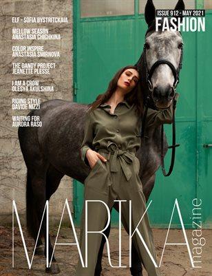 MARIKA MAGAZINE FASHION (ISSUE 912 - MAY)