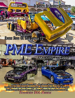 PME Empire Magazine July 2017