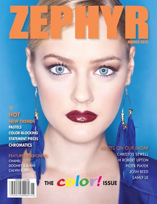 ZEPHYR Magazine - Mar. 2013 [Issue #5]