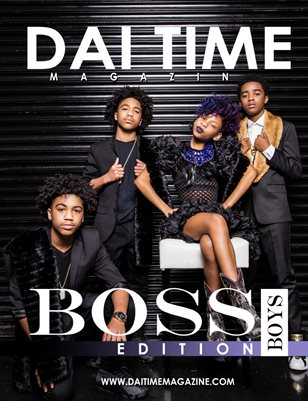 Dai Time Magazine Boss Boys Edition