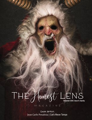 The Honest Lens Magazine, Issue 9 Spooky