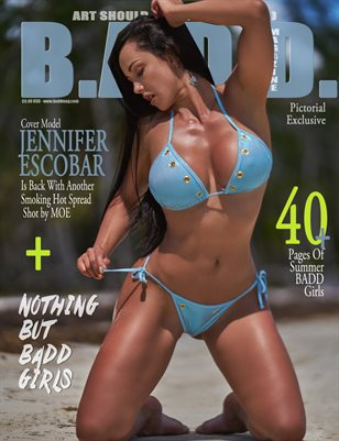 Summer BADD Girls - Jennifer Escobar Cover - Editorial Edition