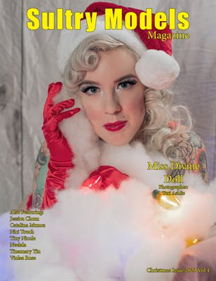 Sultry Models Magazine Christmas Issue 2020 Vol 4