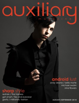 auxiliary magazine : august/september 10