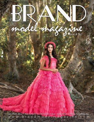 Brand Model Magazine  Issue # 563