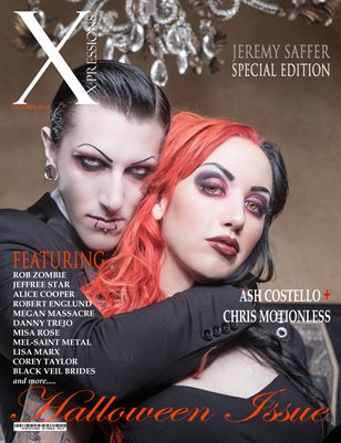 XPRESSIONS OCTOBER 2013 HALLOWEEN ISSUE