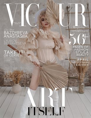 Fashion & Beauty | April Issue 14