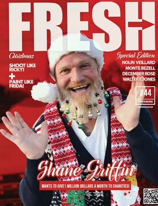 Shane Griffin FRESH Xmas Edition