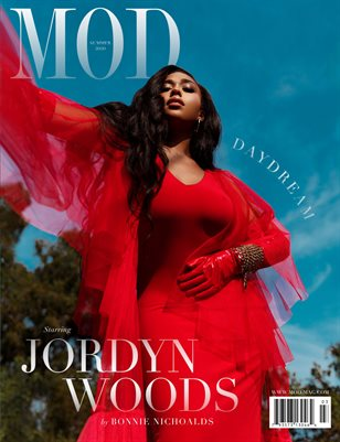 MOD Magazine: Volume 9; Issue 3; THE DAYDREAM ISSUE (Cover 1)