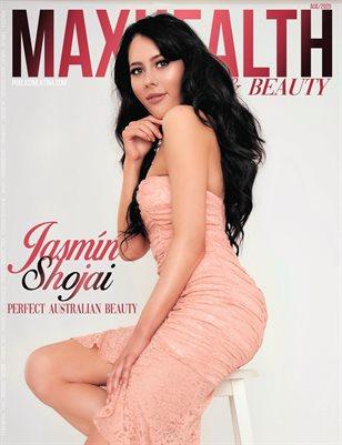 MAXHEALTH Magazine - JASMIN SHOJAI - Aug/2020 - #8