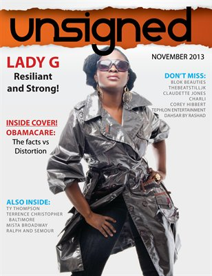 Unsigned Magazine - November 2013